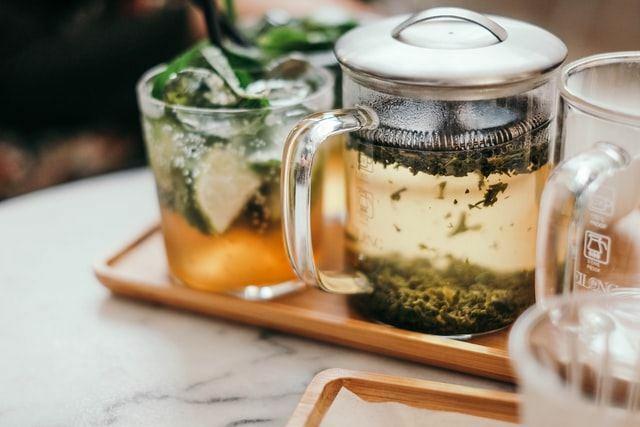 Diät durch ausreichend Getränke unterstützen