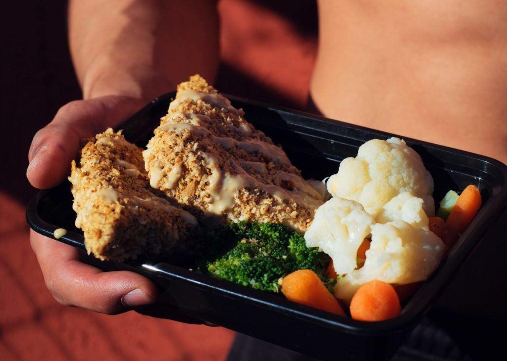 Wirksam abnehmen durch vorkochen eigener Mahlzeiten